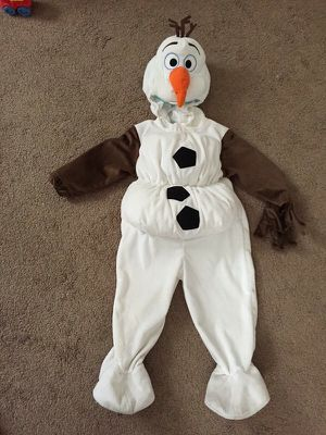 Olaf Costume 2T for Sale in Northbridge, MA