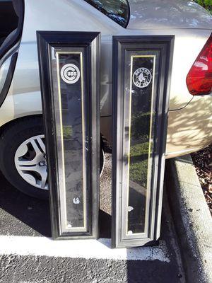 Baseball bat display case for Sale in Apopka, FL