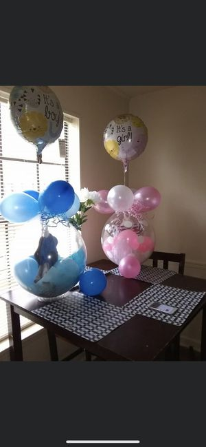 Girl/ Boy Baby shower balloon for Sale in Center Point, AL
