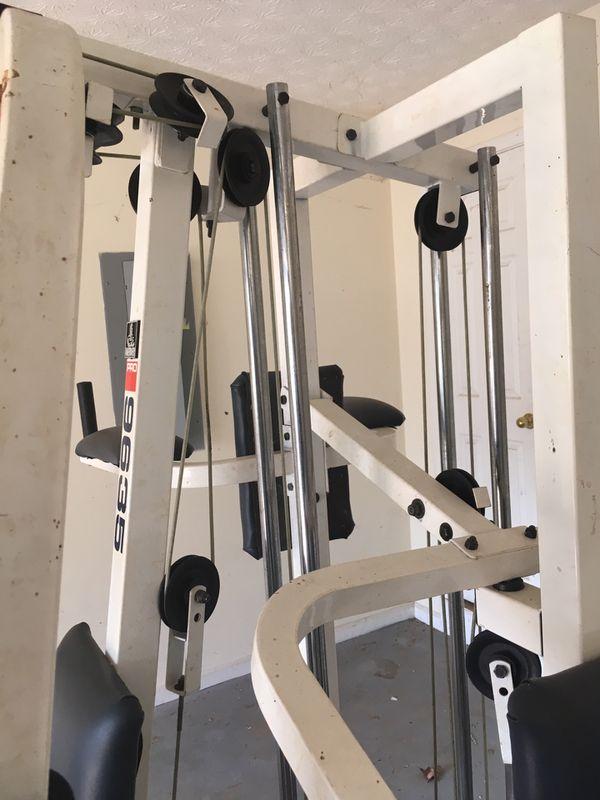 Weider 9635 Home Gym