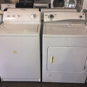 Kenmore top load washer and gas dryer for Sale in San Luis Obispo, CA