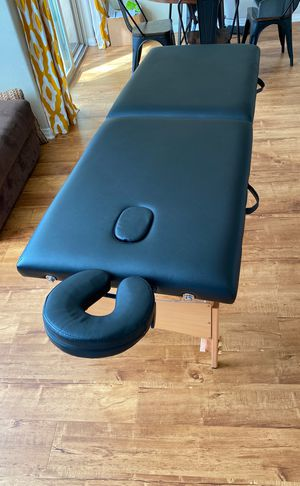 Massage table for Sale in San Diego, CA