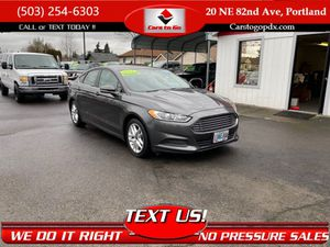 2015 Ford Fusion for Sale in Portland, OR