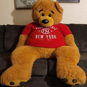 Giant Life Size Stuffed Bear for Sale in Huntington Beach, CA