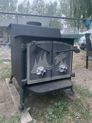 Fisher wood burning stove for Sale in Benton City, WA