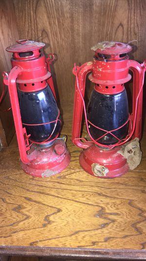 Old/Antique Lanterns. $35 for Sale in Ada, OK