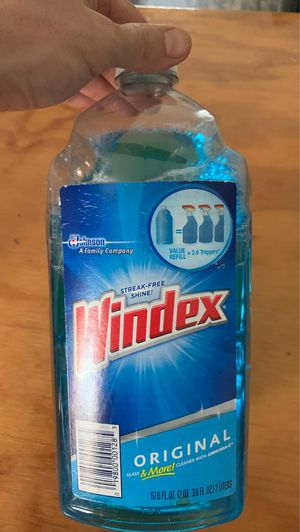 Windex Refill $10 for Sale in Bradenton, FL