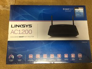 Linksys AC 1200 smart wifi router for Sale in Austin, TX