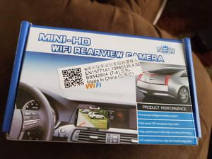 Wifi backup camera, for car,truck, or SUV, or Rv for Sale in Canton, MI