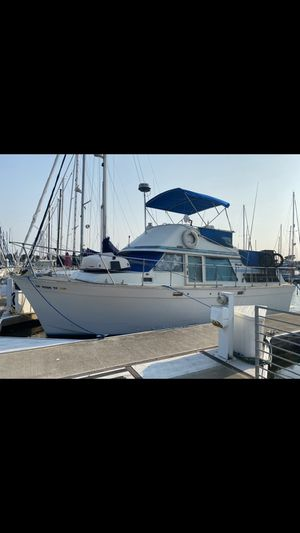 1978 Tollycraft tru-cabin Yaght 34 FT. for Sale in San Leandro, CA