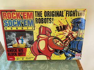 Rock'em Sock'em Robots for Sale in Lockport, IL
