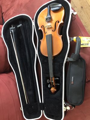 Erich Pfretzschner Violin - 3/4 Size - Excellent Condition - Barely Used for Sale in South Brunswick Township, NJ