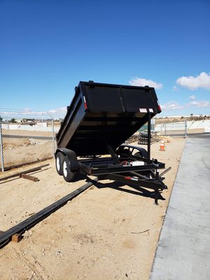 8x10x2 ta Dump trailer for Sale in San Diego, CA