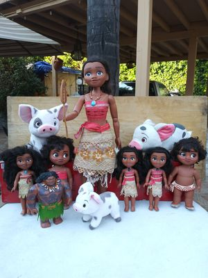 Moana set for Sale in El Monte, CA