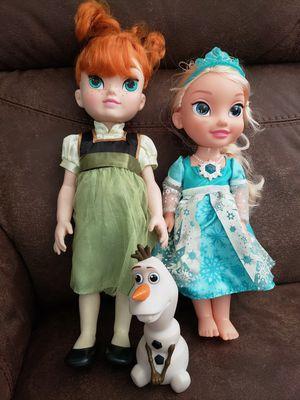Frozen Dolls for Sale in Visalia, CA