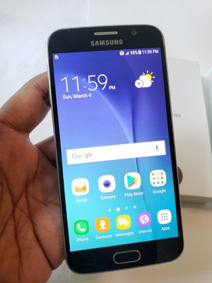 Samsung Galaxy S6, Factory Unlocked, Excellent Condition..As like New. for Sale in Springfield, VA