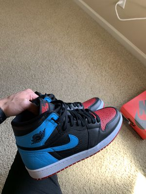 UNC to Chi Air Jordan 1 - Size 9W (7.5M) for Sale in Beaverton, OR