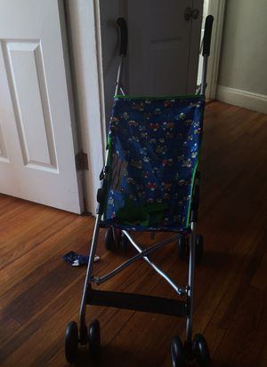 Baby RUS Deluxe light weight Stroller for children up to 35 lbs for Sale in Boston, MA