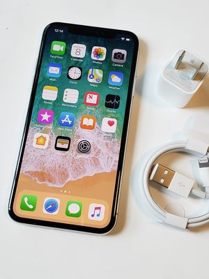 iPhone X, Factory Unlocked, Excellent Condition..As like New. for Sale in Fort Belvoir, VA