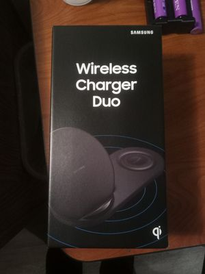 Samsung wireless charger duo for Sale in West Valley City, UT