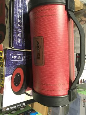 AXESS BLUETOOTH SPEAKER MIX COLORS for Sale in Royal Oak, MI