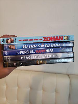 Movies. $1.00 for Sale in Modesto, CA
