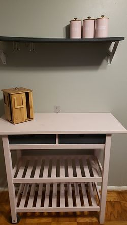 Coffee/tea table and shelf for Sale in Alexandria,  VA