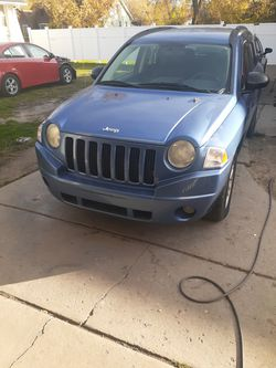 07 Jeep Compass for Sale in Detroit,  MI