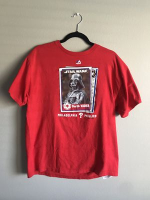 Darth Vader Phillies shirt for Sale in Frisco, TX