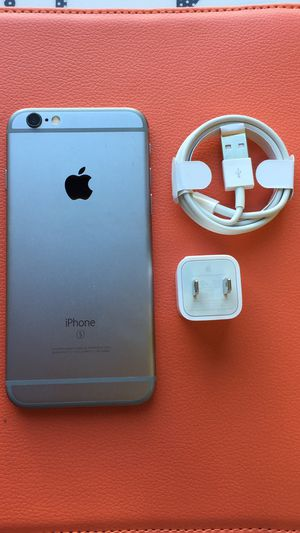 Apple iPhone 6s 16GB unlocked , sold with store warranty for Sale in Somerville, MA