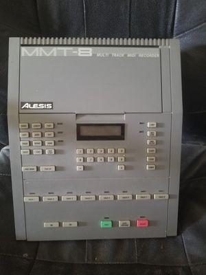Alexis MMT8 Midi Track Recorder for Sale in Pittsburg, KS