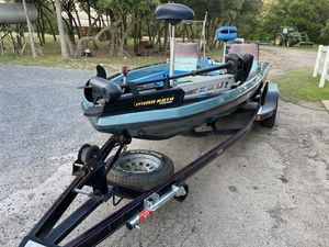 1991 Champion Bass Boat for Sale in Harker Heights, TX