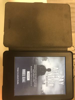 Kindle Paperwhite 7th generation for Sale in Kirkland, WA