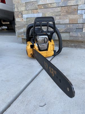 Poulan Pro 42cc chainsaw for Sale in Lakeside, CA