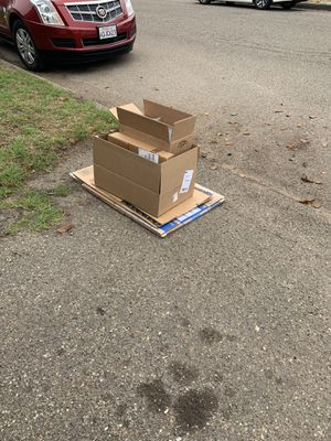 Free Moving Boxes for Sale in Grover Beach, CA