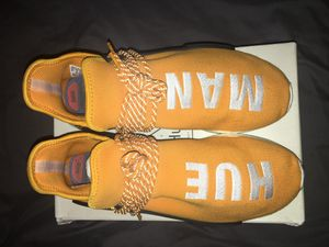 Human race orange for Sale in Dunlap, IL