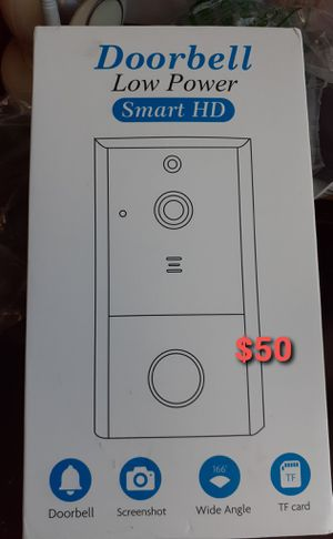 Doorbell camera for Sale in Grover, NC