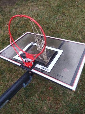 Еlite basketball hoop for Sale in Elk Grove Village, IL