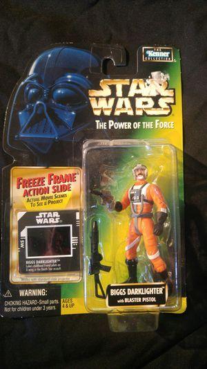 Star Wars Action Figure - Biggs Darklighter for Sale in Salt Lake City, UT