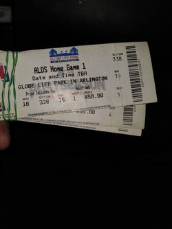 Texas Ranger Tickets for Sale in Irving,  TX