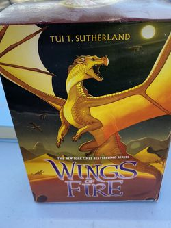Wings Of Fire 6 Book Collection for Sale in Altamonte Springs,  FL