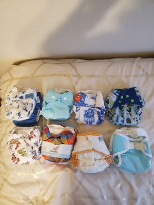 Newborn Cloth Diapers Brand New!! Never Used for Sale in Austin, TX