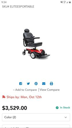 Jazzy power chair for Sale in Pine Hill,  AL