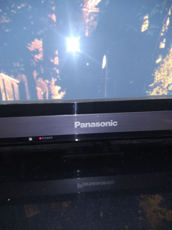55 inch Panasonic Tv