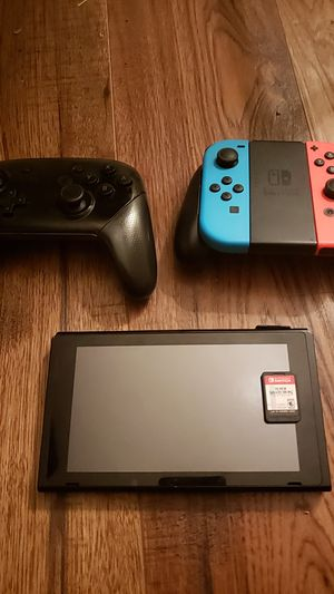 Nintendo switch(used) for Sale in Long Beach, CA