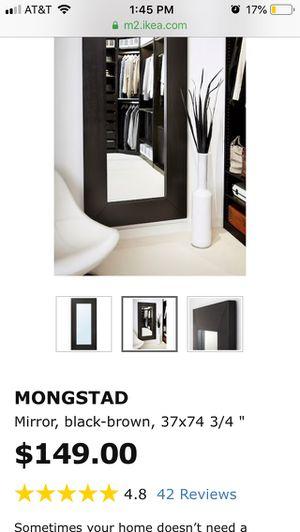 Ikea mongstad mirror for Sale in Everett, WA