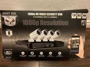 Security system cameras for Sale in Tacoma, WA
