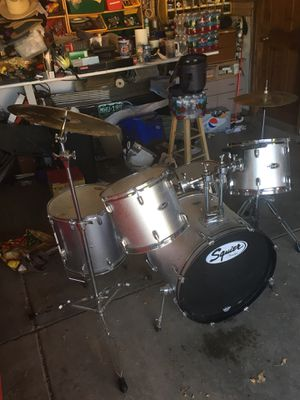 Squier Fender Drum Set for Sale in Lakewood, CO