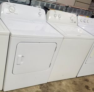 Roper washer and dryer set both works well for Sale in Seffner, FL