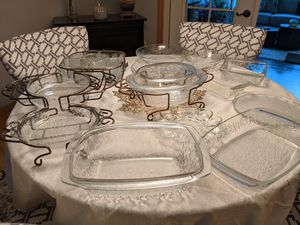 Princess house Fantasia serving pieces for Sale in Altoona, PA